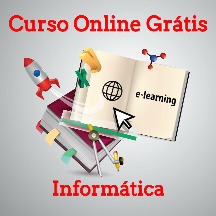 Curso Online Grátis de Informática