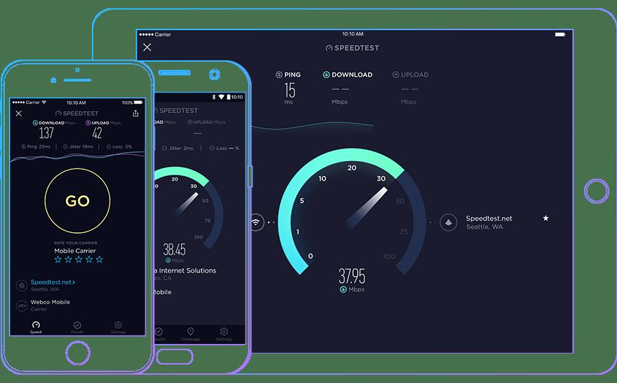 Como testar sua velocidade de conexão à Internet